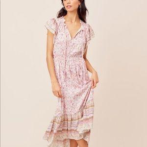 Lovestitch Juliana Floral Boho dress
